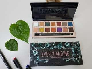 Eyeshadow foccalure edisi EVERCHANGING