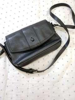 Small Esprit Black Sling Bag