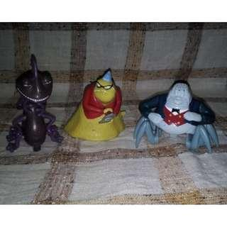 McDonald's Happy Meal Monsters, Inc. Set