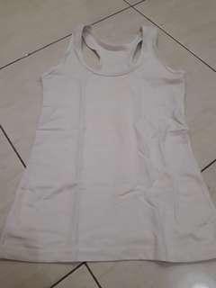 tank top wanita white