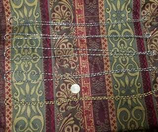 泰國佛牌用的頸鍊 (在泰國曼谷購買) Necklace for Thai amulets from Thailand