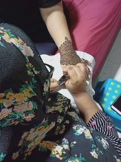Henna Art for 3rd, 4th, 5th Nov !