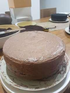 SPECIAL PROMO!! Premium Chocolate Cream Cheese Cake At ONLY $12 TILL END OCT
