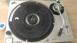 代友放 Technics SL1200 MKll