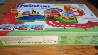Battery Operated Train (for 3yrs old & up)