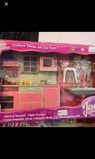 Kitchen pretend toys