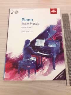 Piano song book