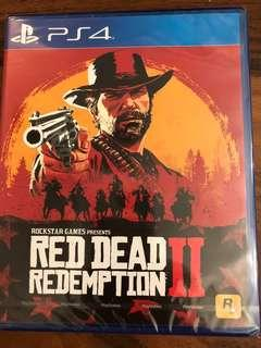 Red dead redemption 2 中文字幕