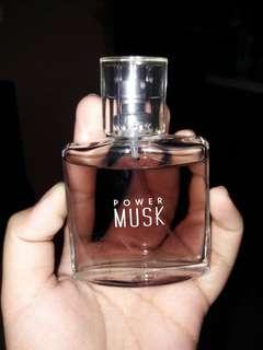 Parfume power musk parfume oriflame