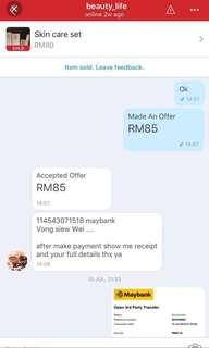 SCAMMER VONG SIEW WEI @beauty_life
