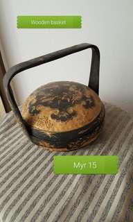 Preloved  Chinese vintage basket