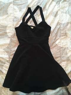 SILENCE + NOISE black dress size M