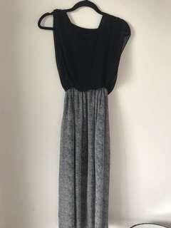 Beautiful long dress size small