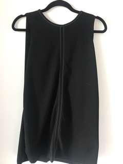 Black Tunic Dress size small