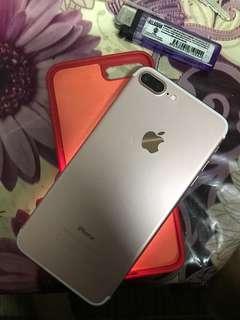 Iphone 7 Plus 32gb rosegold myset