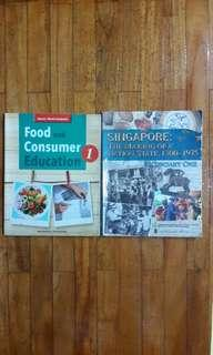Food and Consumer Education 1 / Singapore The Making of a Nation-State