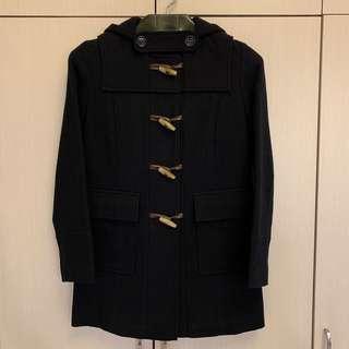 🚚 🛍二手衣大拍賣🛍 #INED #羊毛大衣 #牛角扣