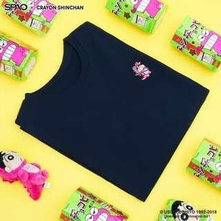 SPAO x Crayon Shin Chan Shirts