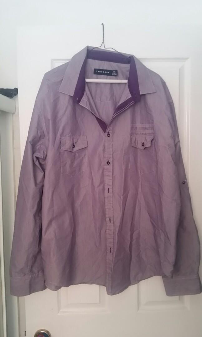 4xl men's dress shirts - immaculate condition $20 each