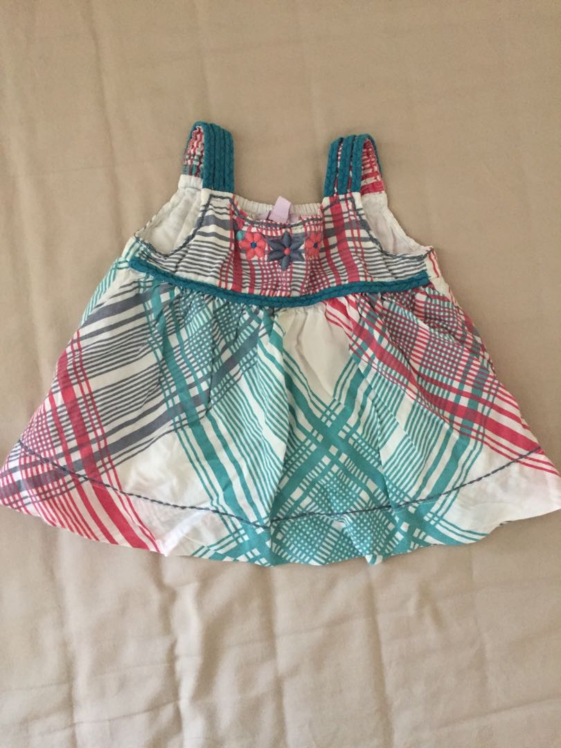 d3c486f768d47 6-12 Month Old Dress