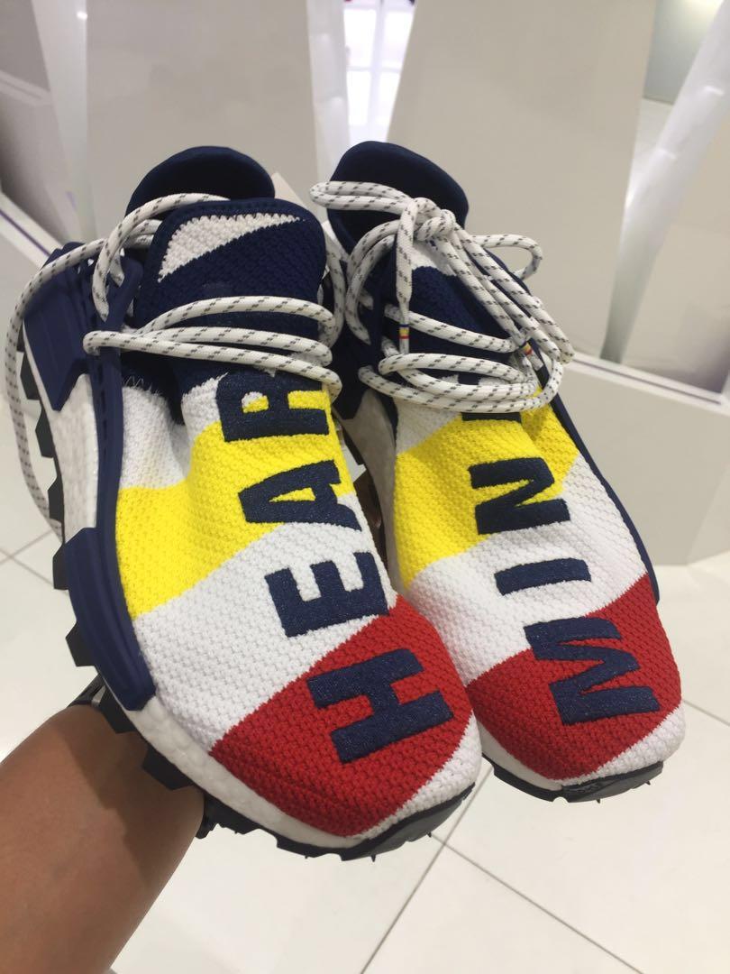 da9b6c49d Adidas NMD Pharrell x BBC