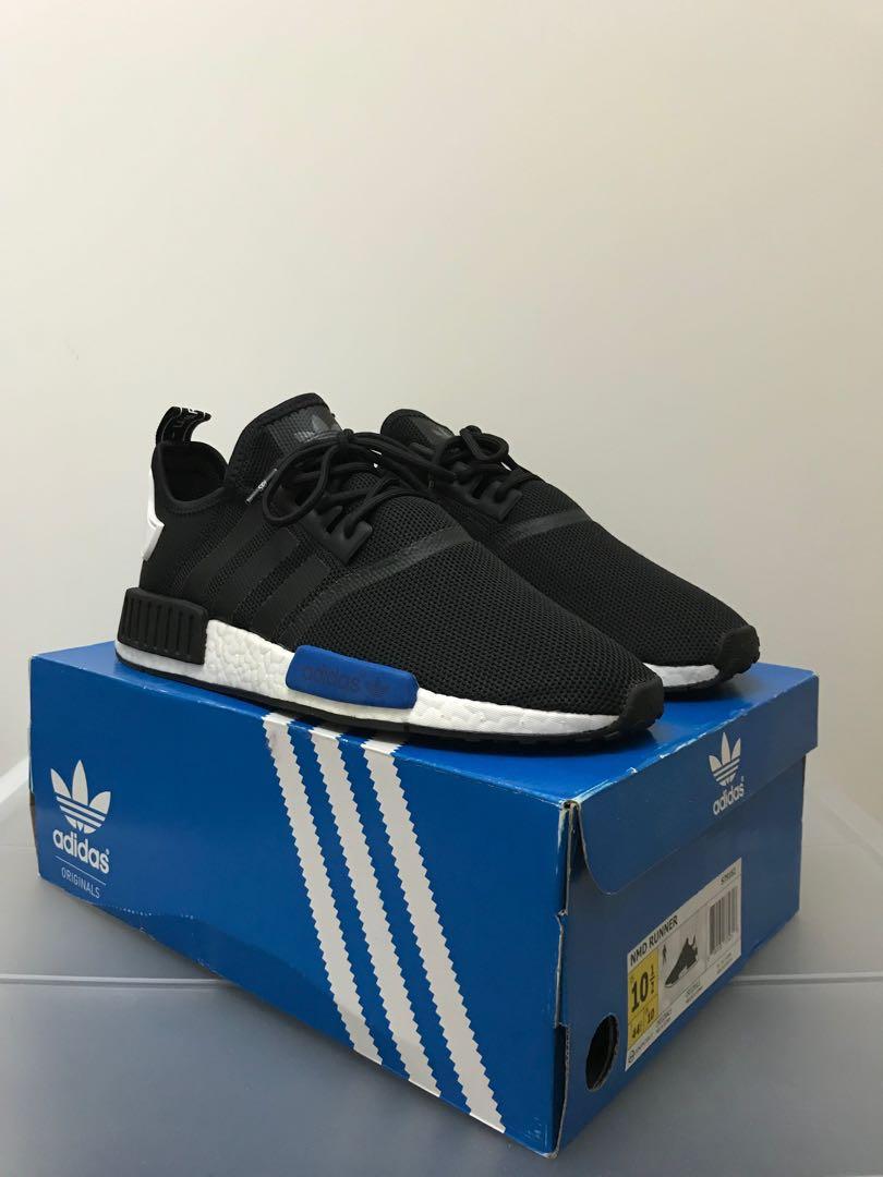 9c3413cf6 Adidas NMD R1 Tokyo Blue