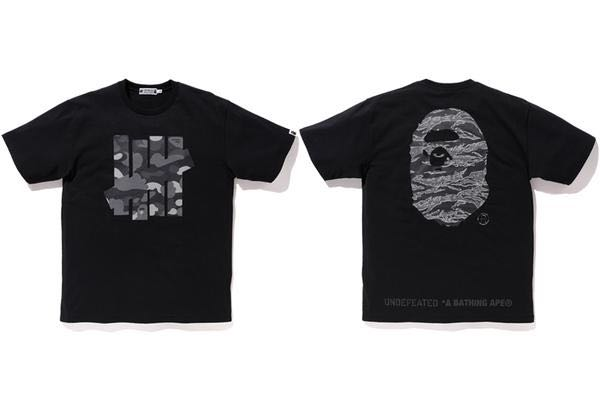 4f524127 Bape x undefeated x timberland, Men's Fashion, Clothes, Tops on ...