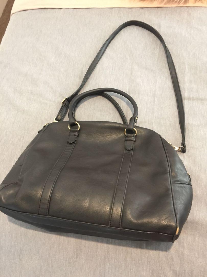 Black Kardashian Kollection Handbag