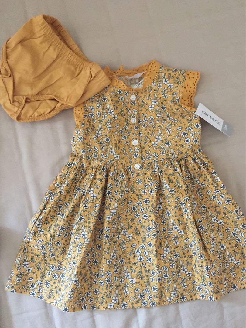 38099e02ce Carter's Baby Dress NWT
