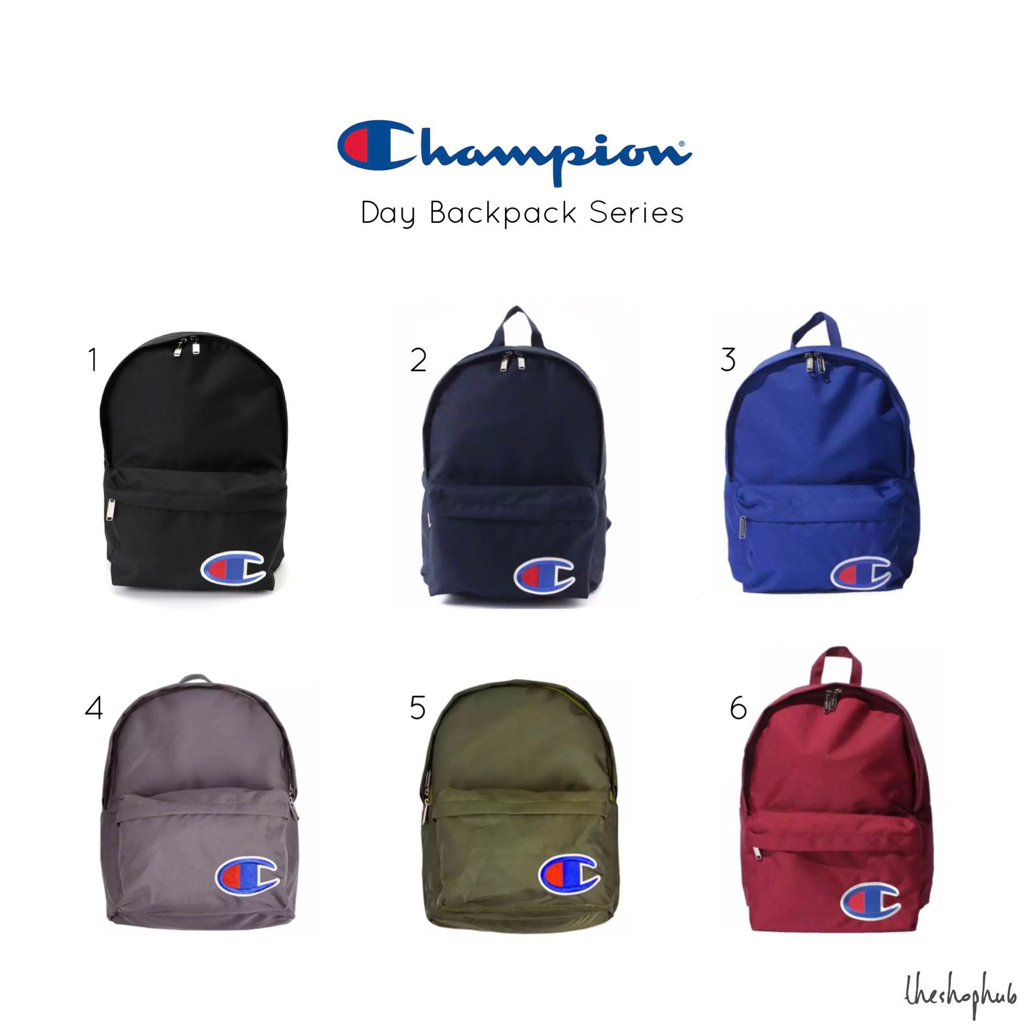 a5cbc6a1c1cb  CHEAPEST  Authentic + New Champion Backpack
