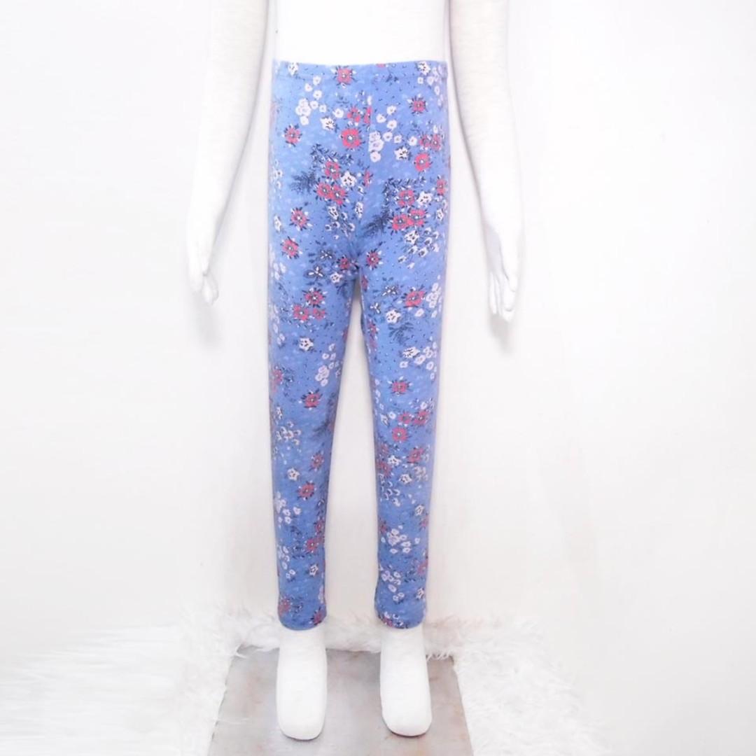 Cu484 Size 120 Old Navy Celana Legging Anak Motif Fashion Anak Perempu Bayi Anak Baju Anak Perempuan 8 Hingga 12 Tahun Di Carousell