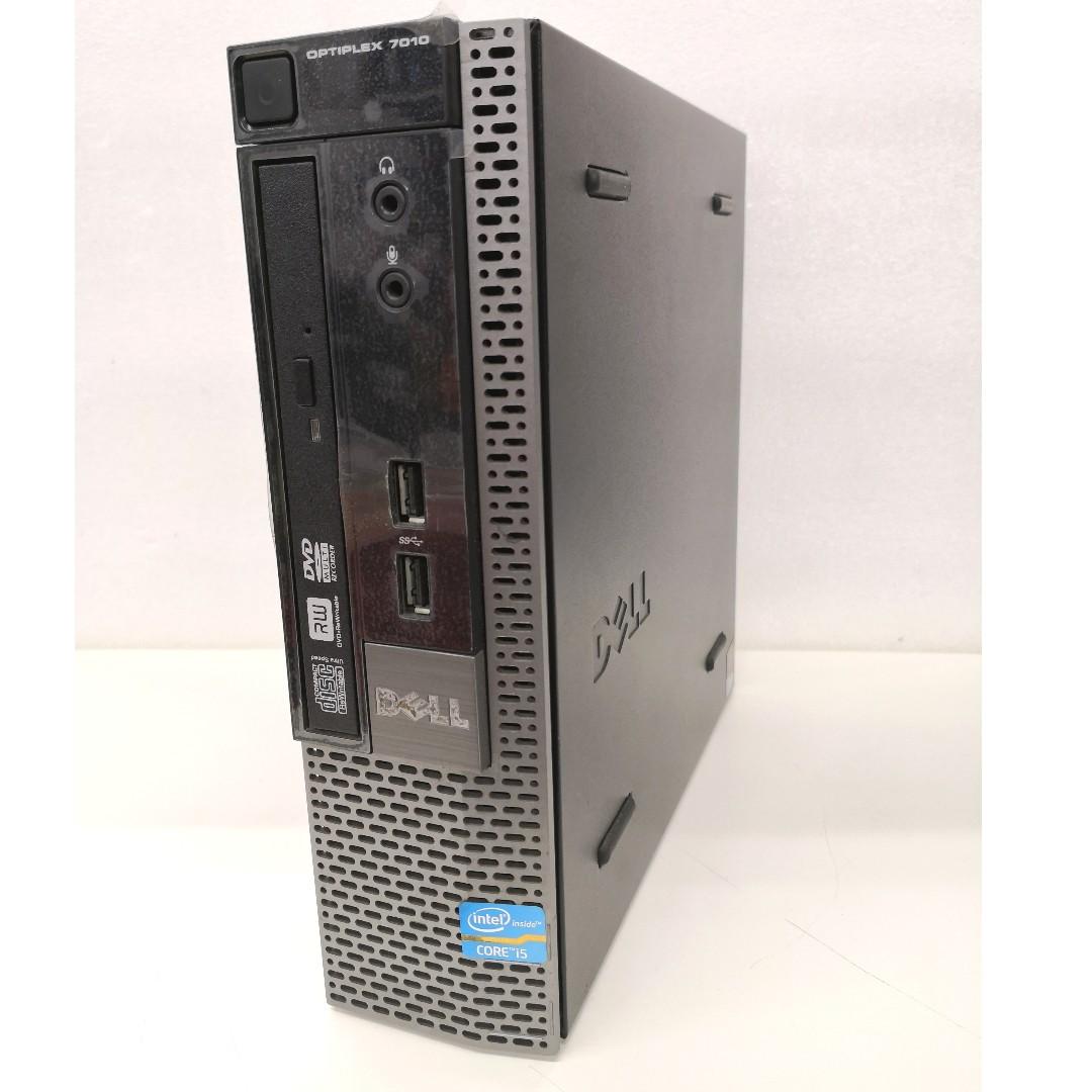 [1TB+4GB] Dell Optiplex 7010