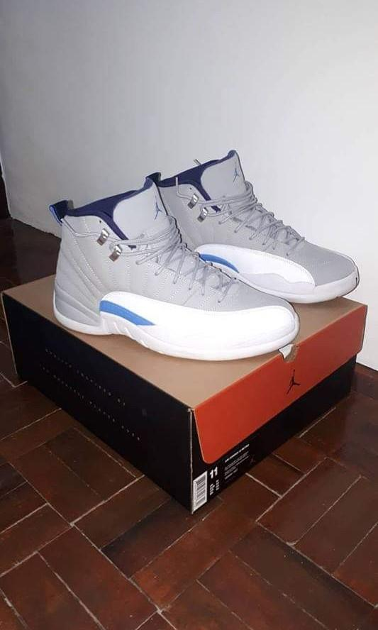 huge selection of 367f2 7e08f For Sale Jordan 12 UNC on Carousell