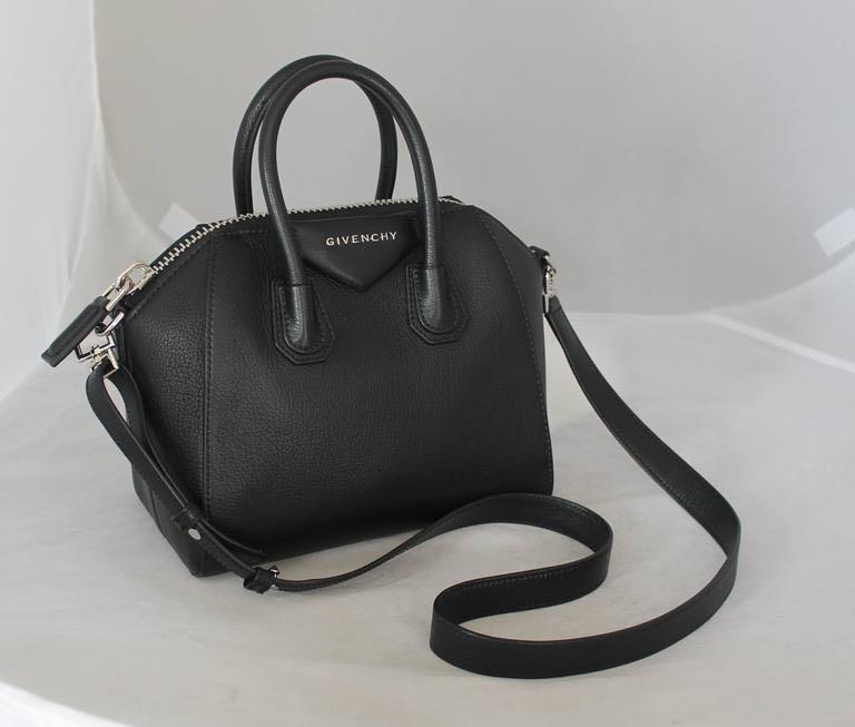 16abb4f7b4 Givenchy Mini Antigona, Luxury, Bags & Wallets, Sling Bags on Carousell