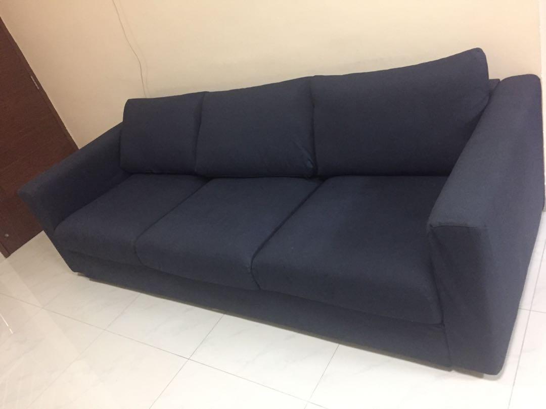 Ikea 3 Seater Sofa Furniture Sofas On Carousell