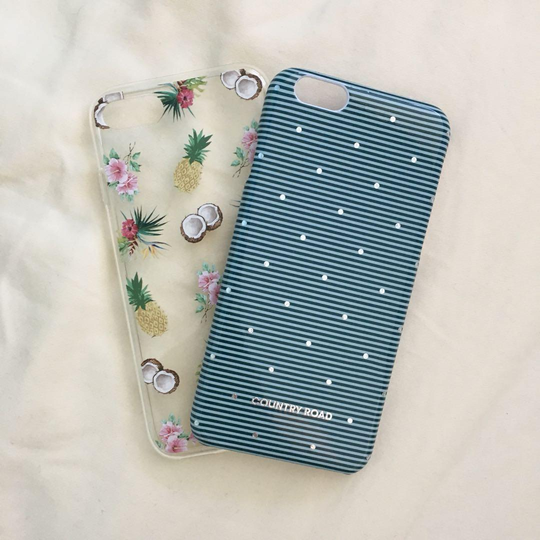 iPhone 6/7/8 cases - FREE WITH PURCHASE OF ANOTHER ITEM