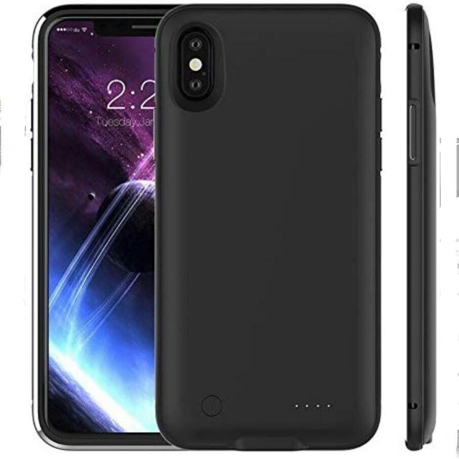 huge discount 006e7 034be iPhone X Case l, External Battery Case