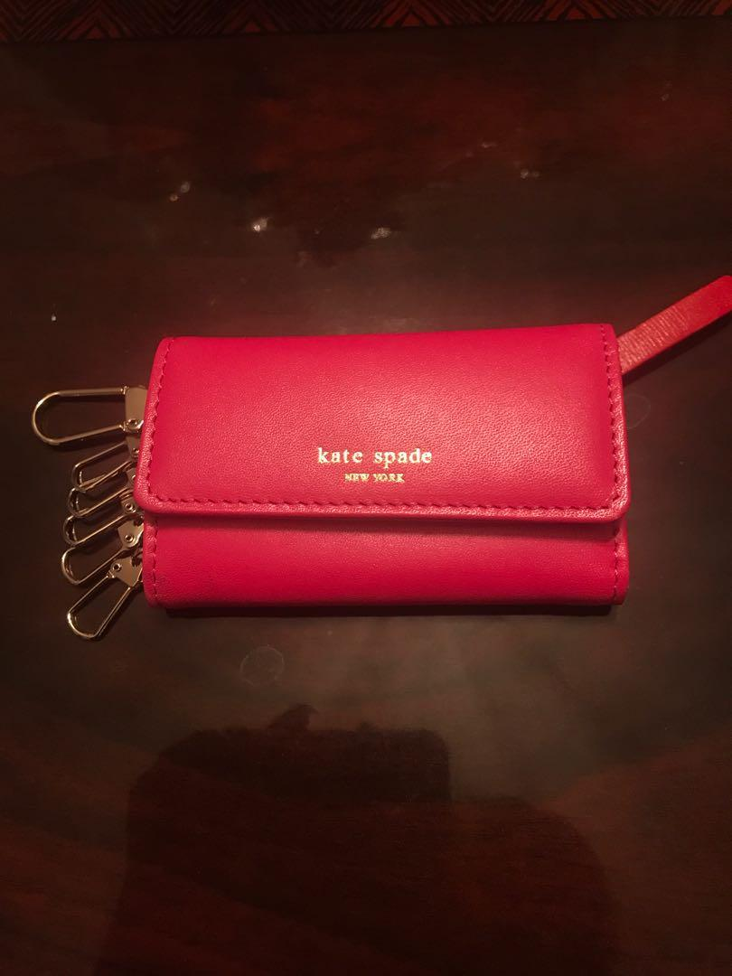 Kate Spade Mini Wallet/Keychain Holder