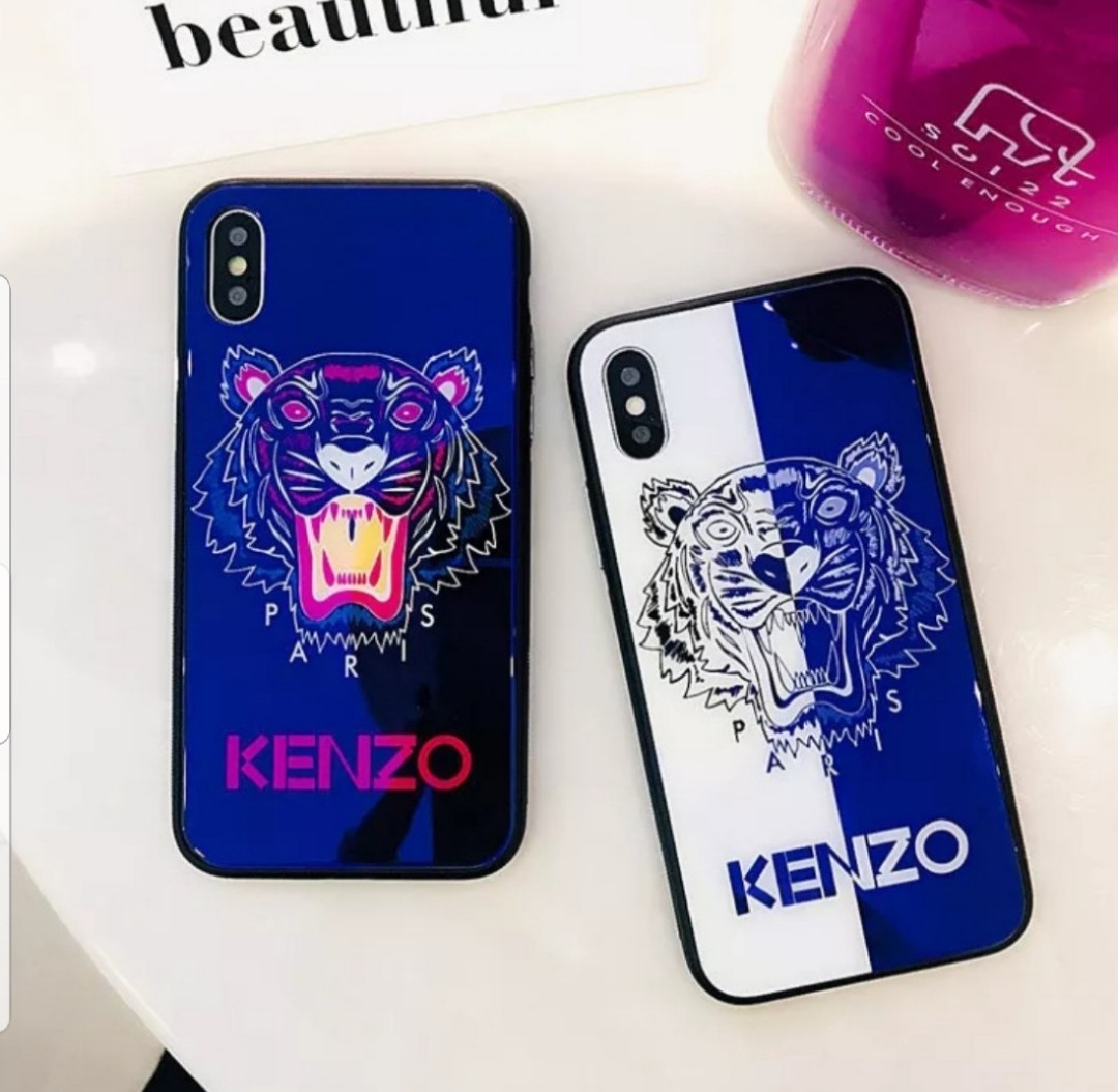 fd18feca Kenzo iPhone Case, Mobile Phones & Tablets, Mobile & Tablet Accessories,  Cases & Sleeves on Carousell