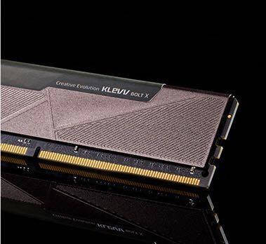 KLEVV Bolt X 8GB Gaming OC DDR4-3200 Memory RAM CL16 1 35v