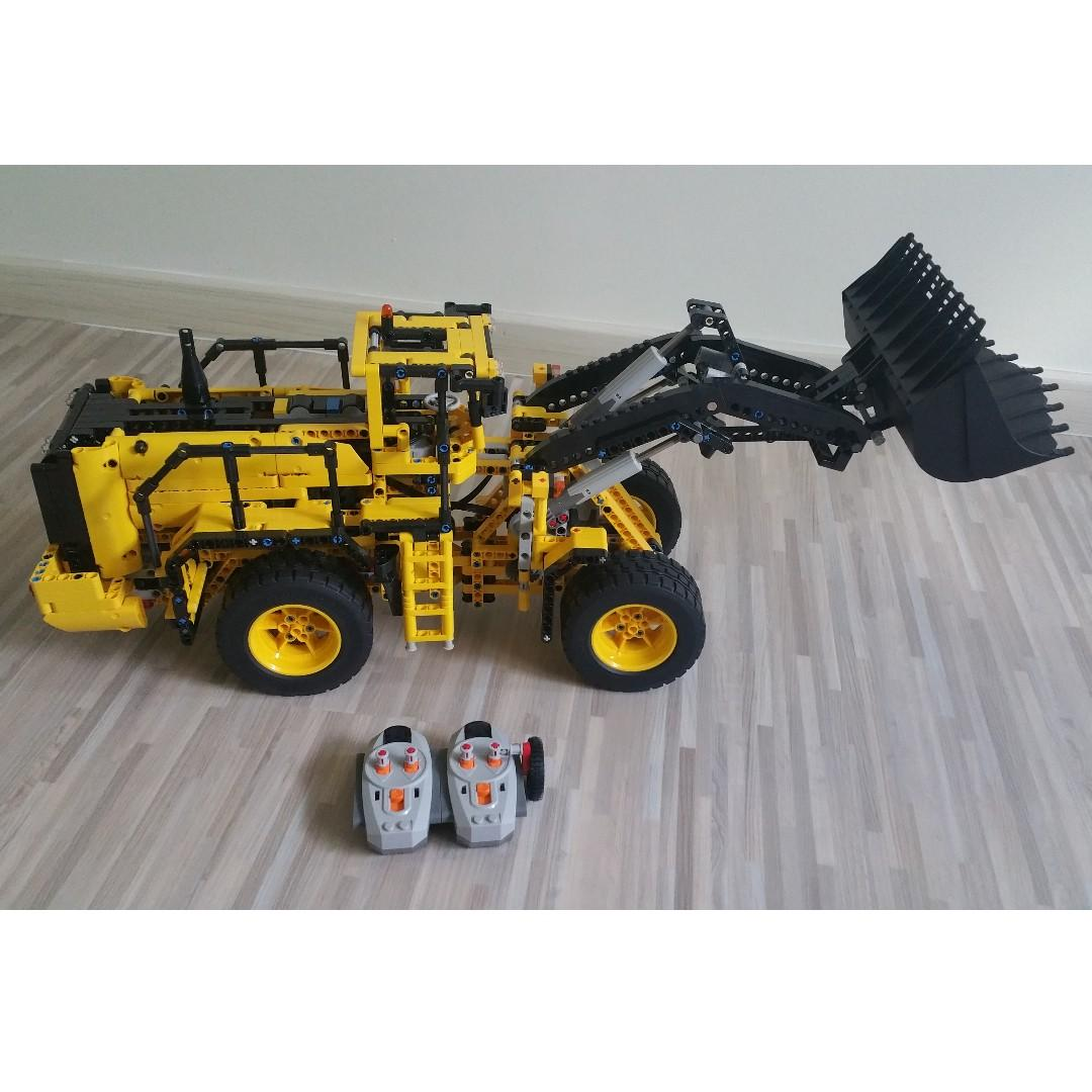 Hedendaags Lego Technic 42030 Volvo L350F Wheel Loader, Toys & Games, Bricks AM-69