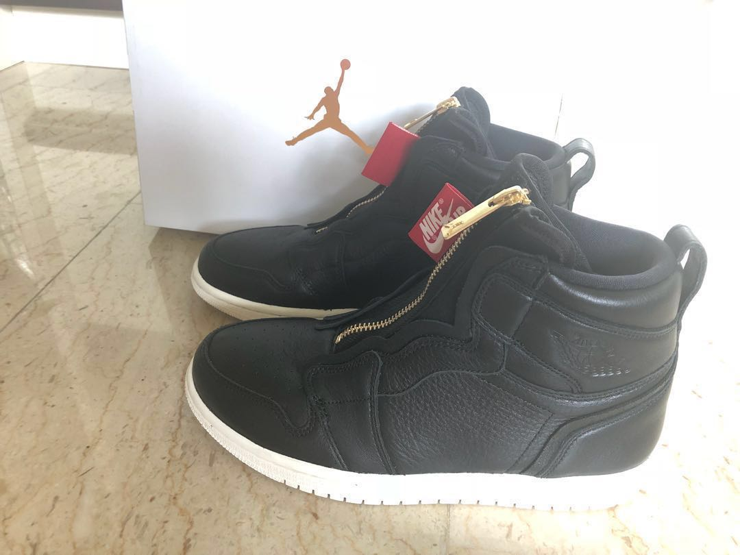 Nike Woman Air Jordan 1 High Zip High Cut Trainers Women S