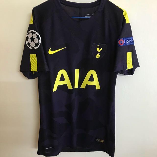 sale retailer 30893 42e04 Official Authentic NIKE Aeroswift Vapor Tottenham Hotspur ...