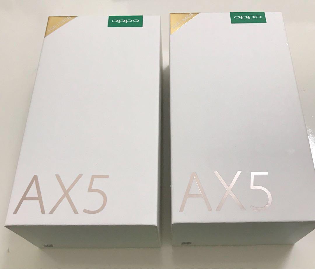 OPPO AX5 64GB with Warranty