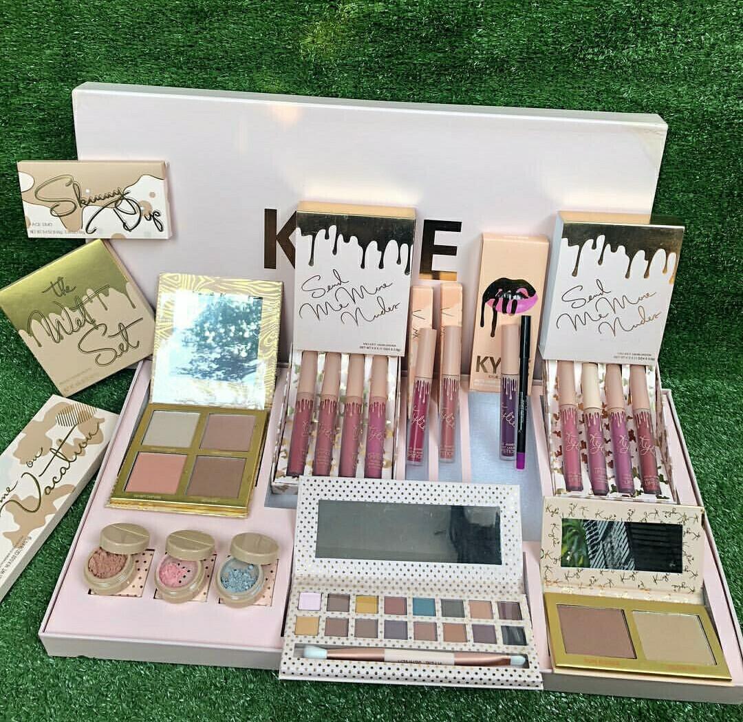 Paket Makeup Seserahan Health Beauty Makeup On Carousell