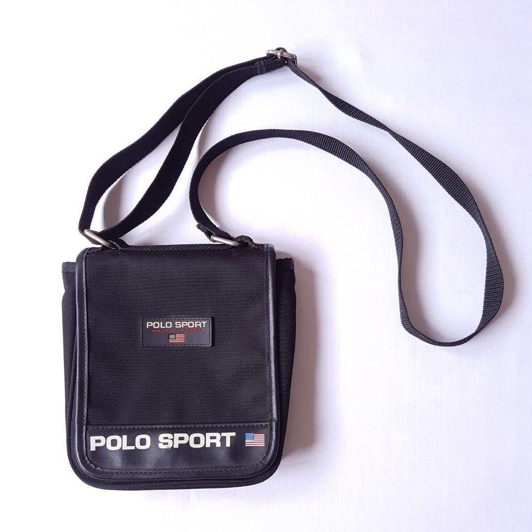 POLO SPORT BAG RALPH LAUREN SLING BAG 06853ec472a5a