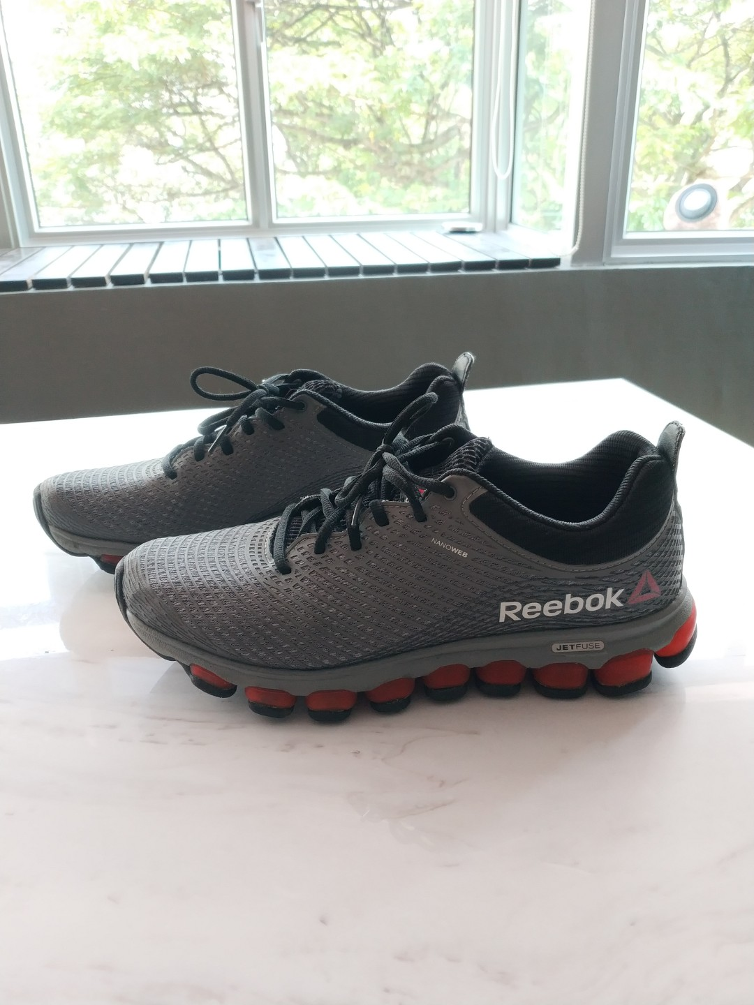 822a157b476e Reebok Jetfuse Running Shoes