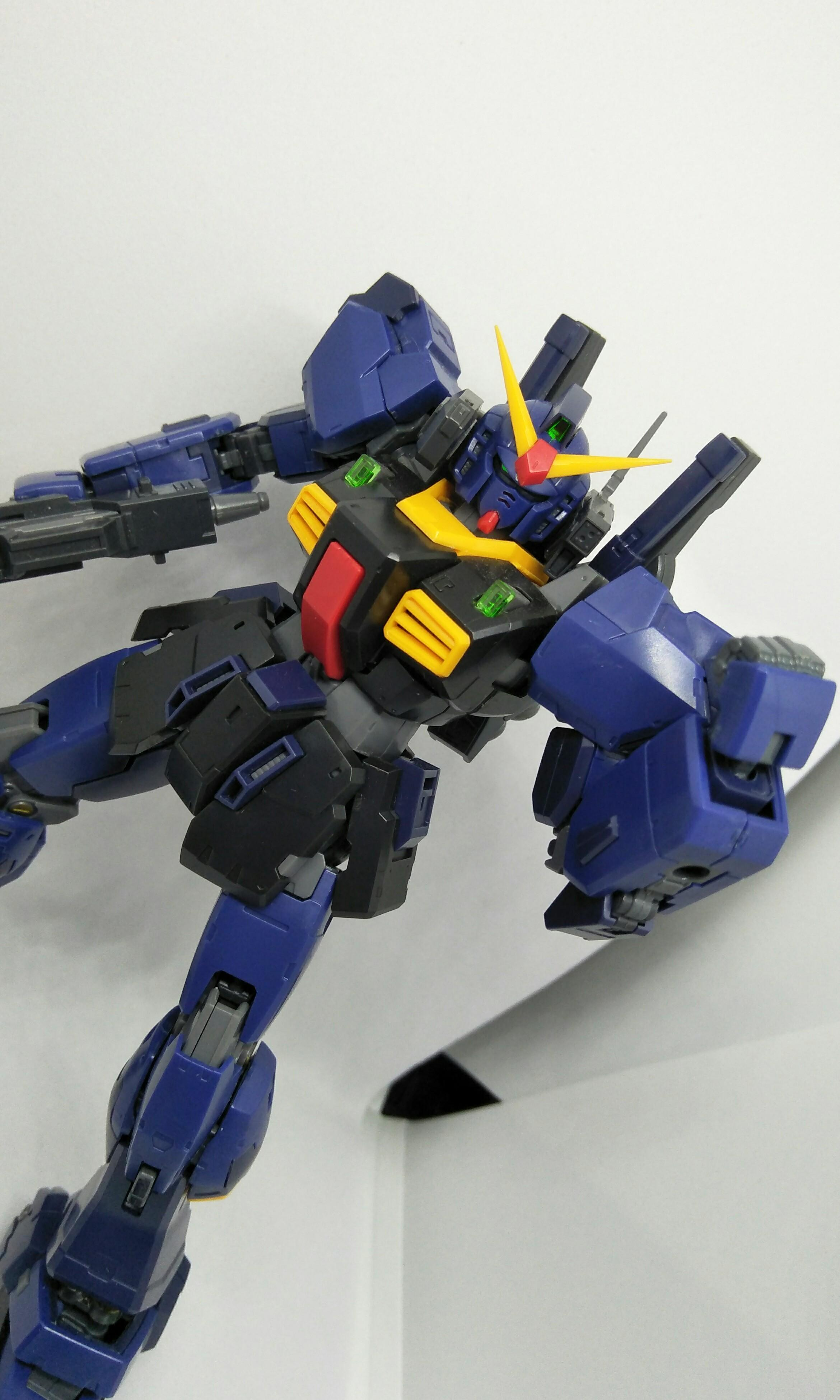 RG Gunpla (Set) + Build Hands