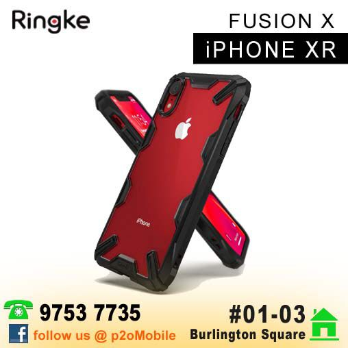 huge discount 9ddb7 892d8 Ringke Fusion X for iPhone XR