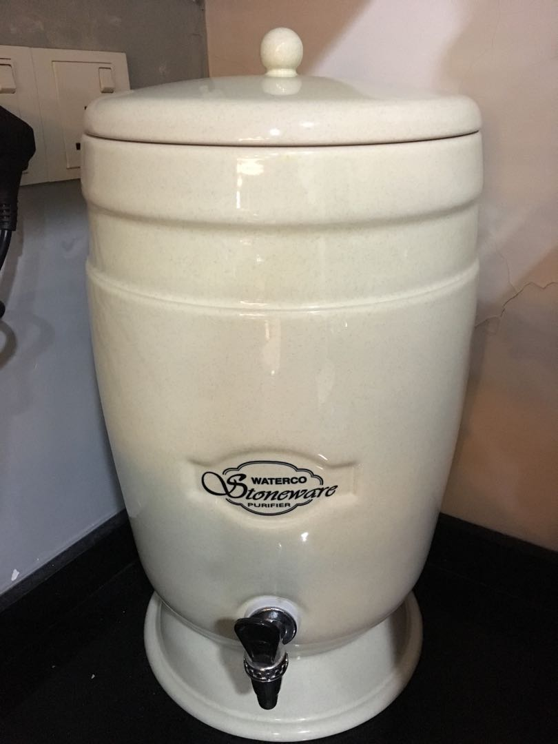 Waterco Stoneware Water Filter